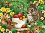 Sweet Easter Critters F1