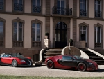 2015 Bugatti Veyron #1 and #450