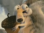 Scrat and the nut