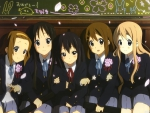 k-on school fun