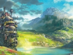 howles moving castle