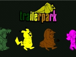 Trailerpark Comic Wallpaper