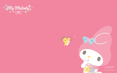 My Melody - Hello Kitty & Anime Background Wallpapers on ...