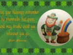 An Irish Blessing for Desktop Nexus :)
