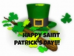 Happy Saint Patrick's Day!!!