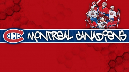 Canadiens de montral montreal canadiens hockey sports background wallpapers on desktop - Logo des canadiens de montreal ...