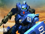 MOBILE SUIT GUNDAM SIDE STORY THE BLUE DESTINY