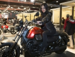 Moto Guzzi motorcycle and model