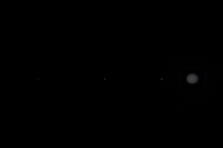 Jupiter and moons - space, jupiter, moons, solar system