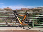 Cycling in Sedona, Arizona