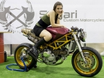 Sagari custom motorcycle