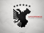 Autochthonous Black Albania wallpaper