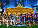 JUVENTUS - FC BARCELONA CHAMPIONS LEAGUE FINAL 2015