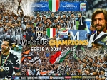 JUVENTUS CHAMPIONS SERIE A 2014 - 2015