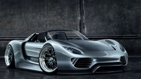 porsche 918 spyder roadster concept porsche cars background wallpaper. Black Bedroom Furniture Sets. Home Design Ideas