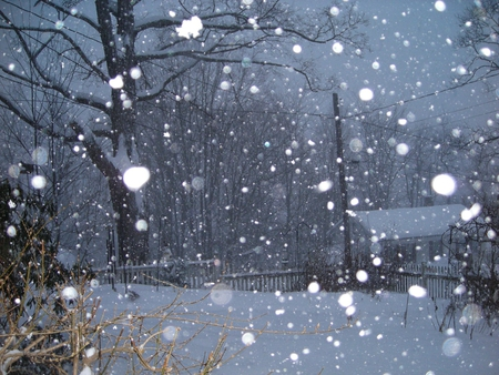 Snow Is Beautiful Winter Nature Background Wallpapers