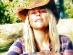 Cowgirl Stacy Jones