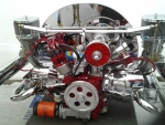 VW Dune Buggy Engine