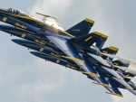 The Blue Angels Demonstration Squadron