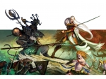 Elves VS Skaven