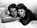 Henry Fonda & Barbara Stanwyck in 'The Lady Eve' (1941)