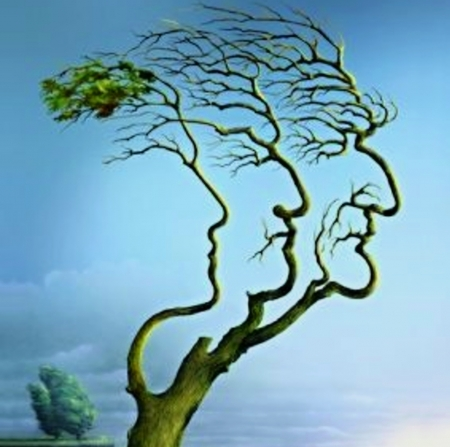 Family tree 3d and cg abstract background wallpapers - Family tree desktop wallpaper ...