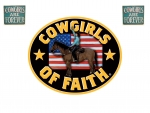 Cowgirls Of Faith