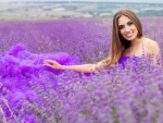 Sea Of lavender