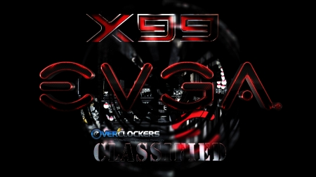 EVGA X99 Classified motherboard - overclockers, 2015, 07, evga x99, picture, 17