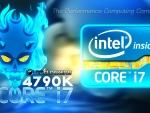 Intel core i7 Devil canyon 4790k