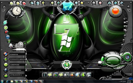 Seven Heaven - vista, desktop, xp