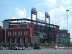 Citizens Bank Park Exterior (Phillies)