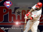 Ryan Howard Home Run (I'm guessing) (Phillies)