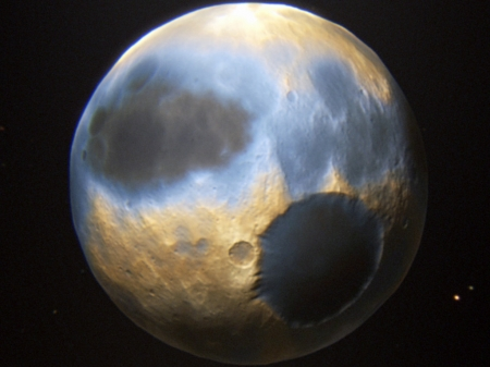Pluto - pluto, space, amazing, planets, new