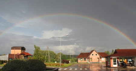 Kandava - sky, other, rainbows, nature