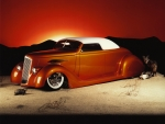 1936 Ford Tangerine Dream