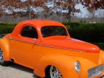 1941 Willys Coupe Streetrod
