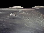 Apollo 17 at Shorty Crater