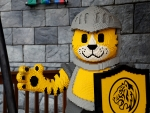 Lego Tiger in Armour