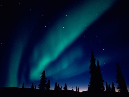 Untitled Wallpaper - aura borealis, aurora borealis, northern lights, alaska