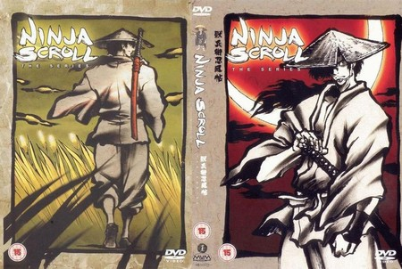 ninja scroll series - ninja, jubei, scroll, series