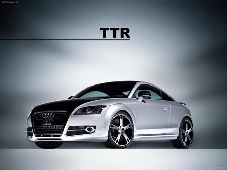 Audi Ttr Audi Cars Background Wallpapers On Desktop Nexus