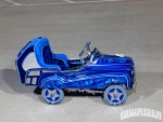 Custom Lowrider Pedal Car
