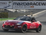 This is the 2016 Mazda MX-5 Mazda Raceway Pace Car