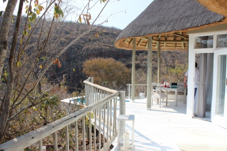 Cliff Top Lodge - holiday, summer lovin, luxury, view