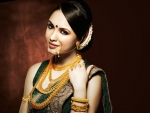 Traditional Indian Beauty