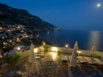 moon over postino italy