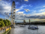 The London Eye ~ HDR