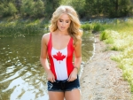 All Canadian ~ Maya Rae
