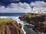 The Fanad Lighthouse